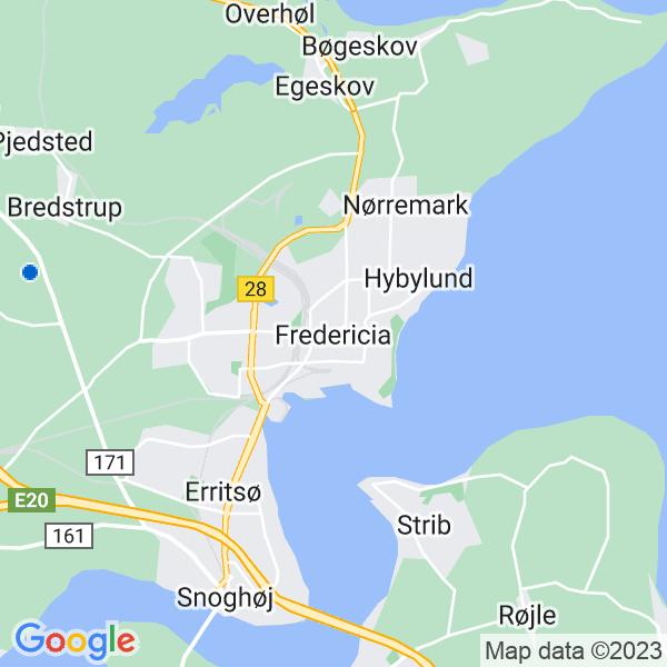 rengøringsfirmaer i Fredericia