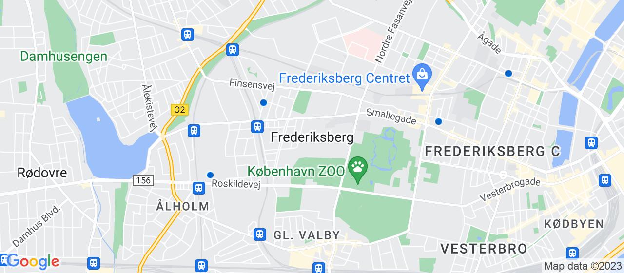 tagdækningsvirksomheder i Frederiksberg