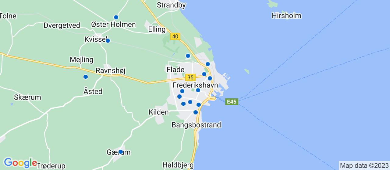 tømrerfirmaer i Frederikshavn