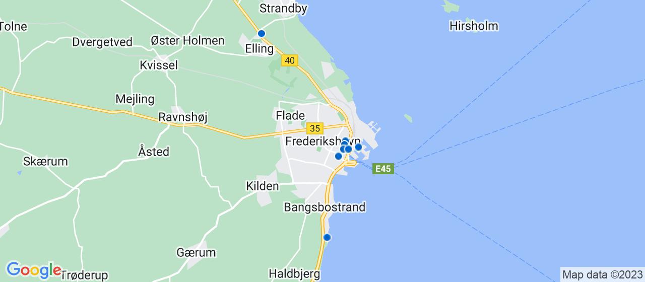 advokatfirmaer i Frederikshavn