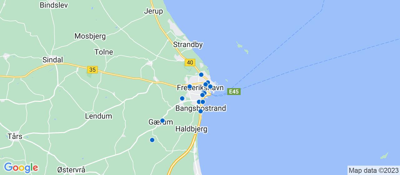 murerfirmaer i Frederikshavn