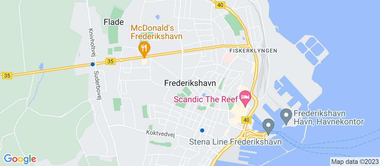 gulvafslibning firmaer i Frederikshavn