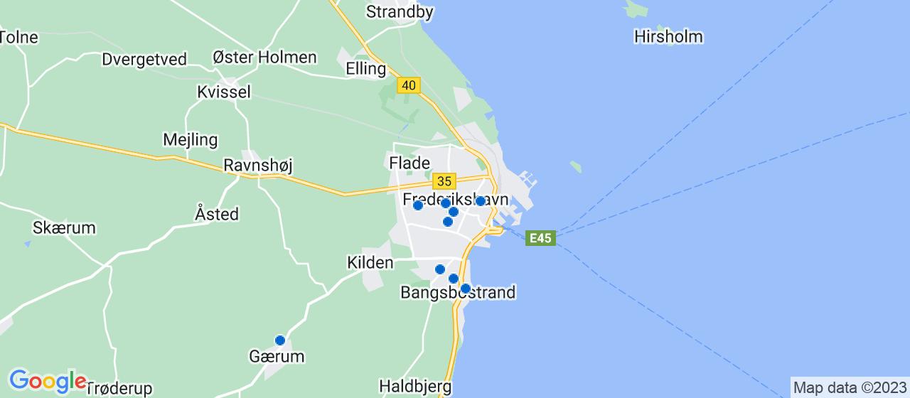 festmusiker i Frederikshavn