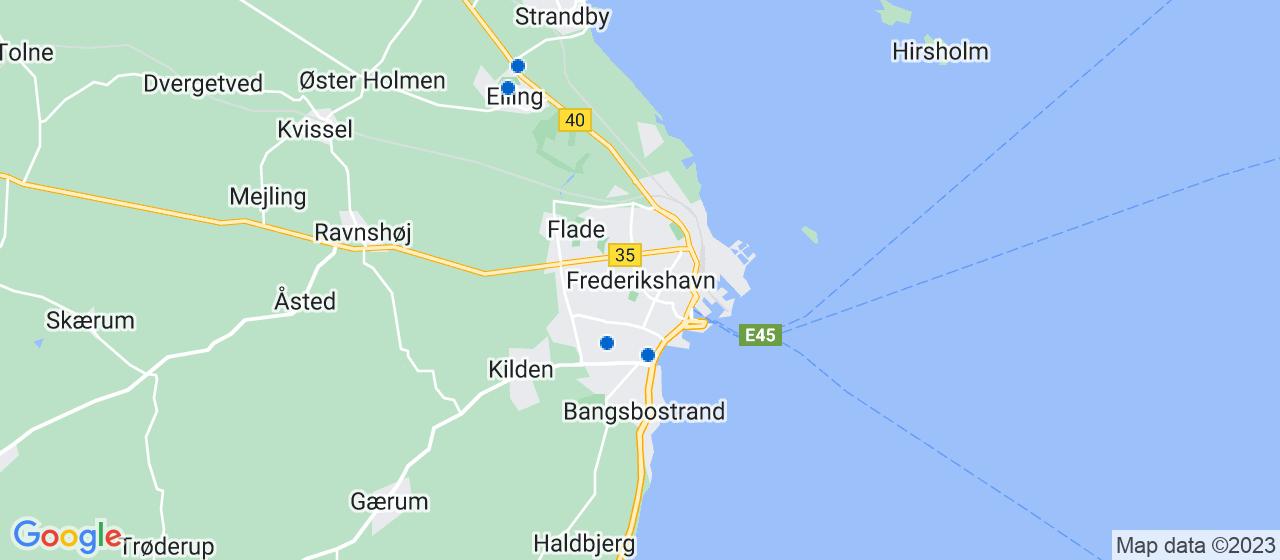 tagdækningsvirksomheder i Frederikshavn