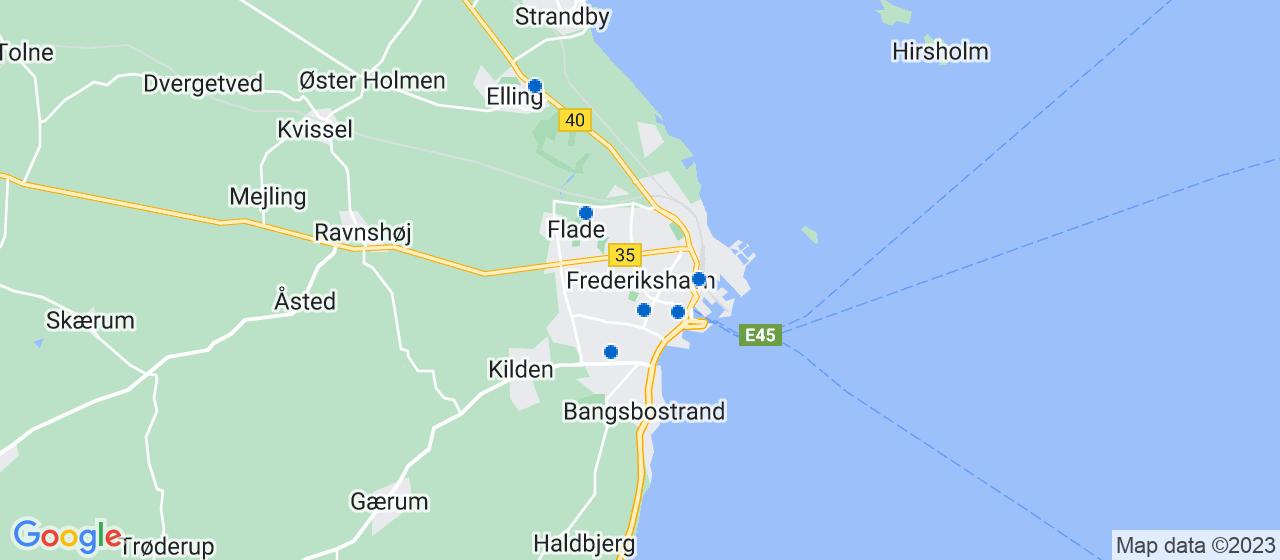 rengøringsfirmaer i Frederikshavn