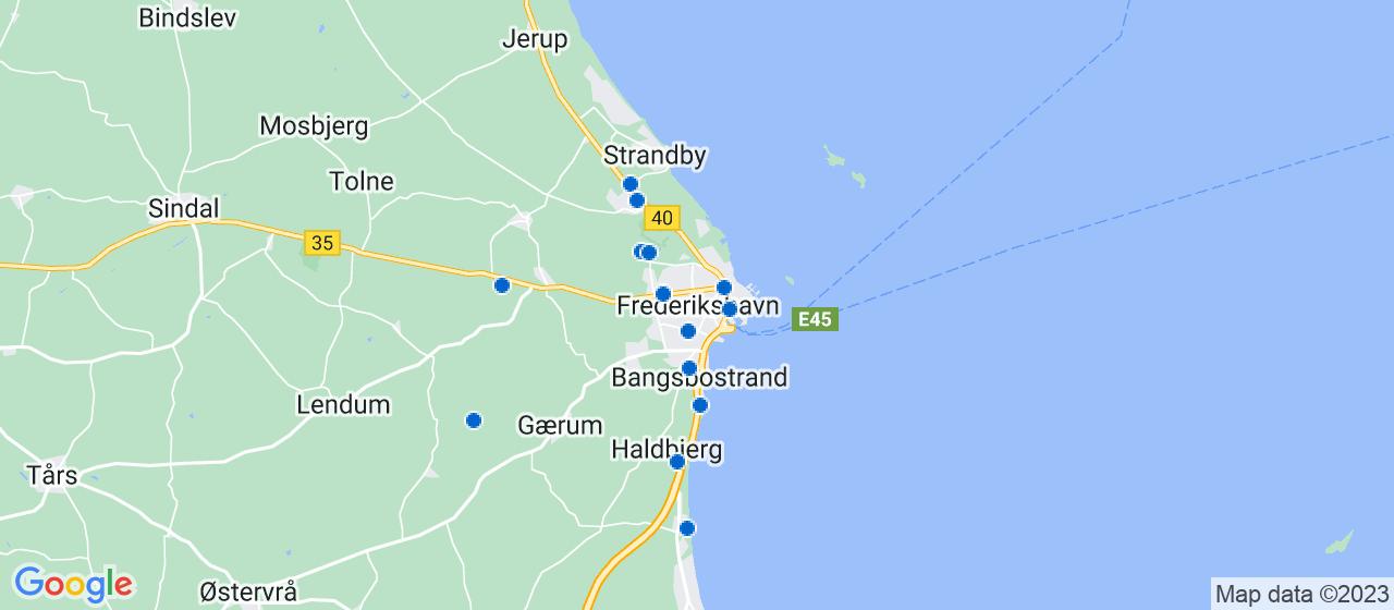 byggefirmaer i Frederikshavn