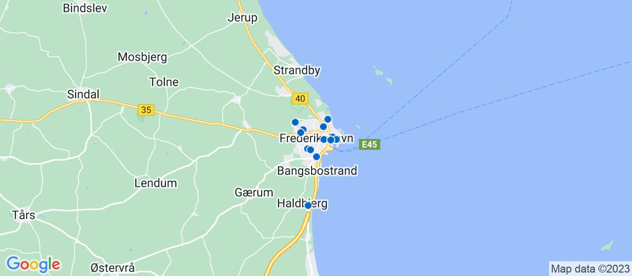 varmepumpe firmaer i Frederikshavn