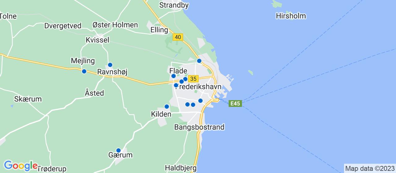vvsfirmaer i Frederikshavn