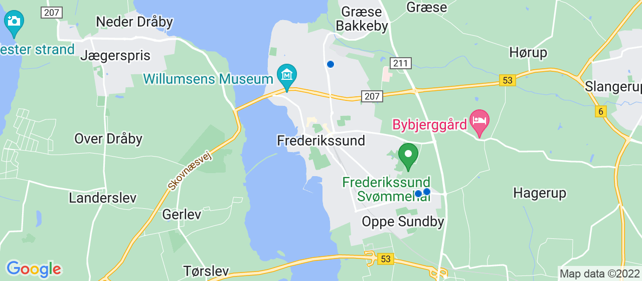 VVS firmaer i Frederikssund