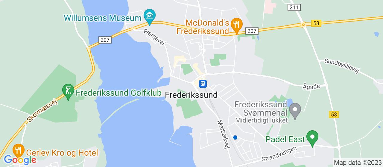 byggefirmaer i Frederikssund