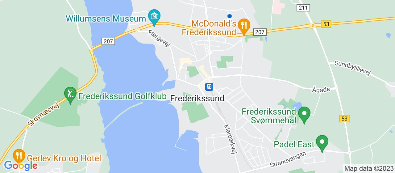 nedrivningsfirmaer i Frederikssund
