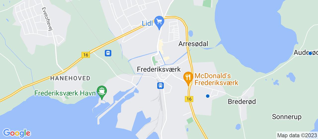 alarmselskaber i Frederiksværk
