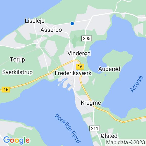 malerfirmaer i Frederiksværk