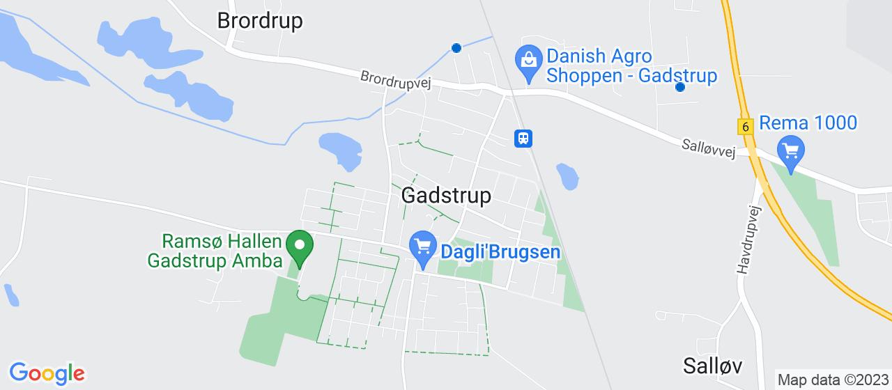 nedrivningsfirmaer i Gadstrup
