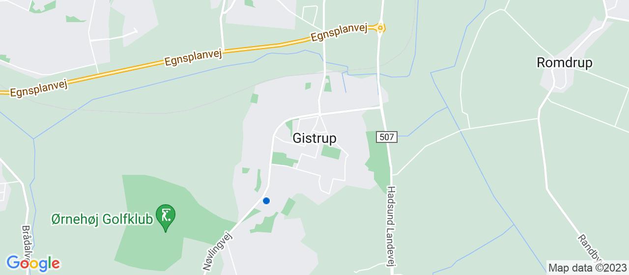 byggefirmaer i Gistrup