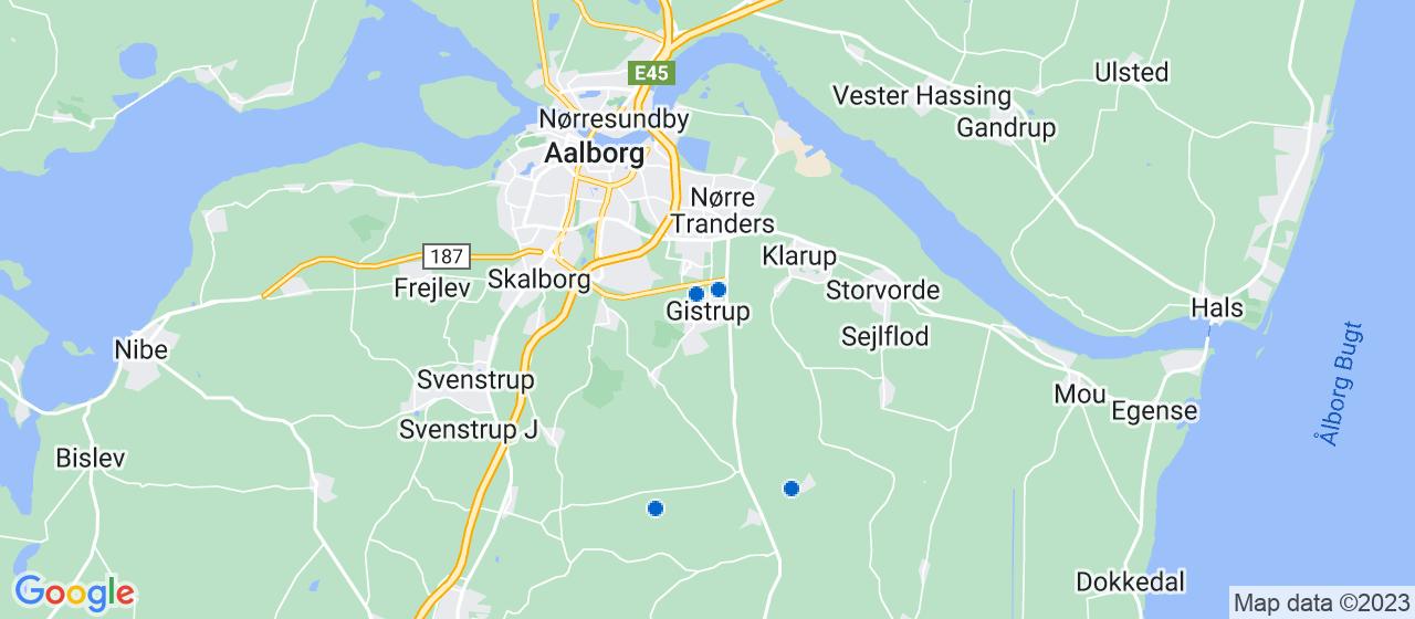 elektrikerfirmaer i Gistrup