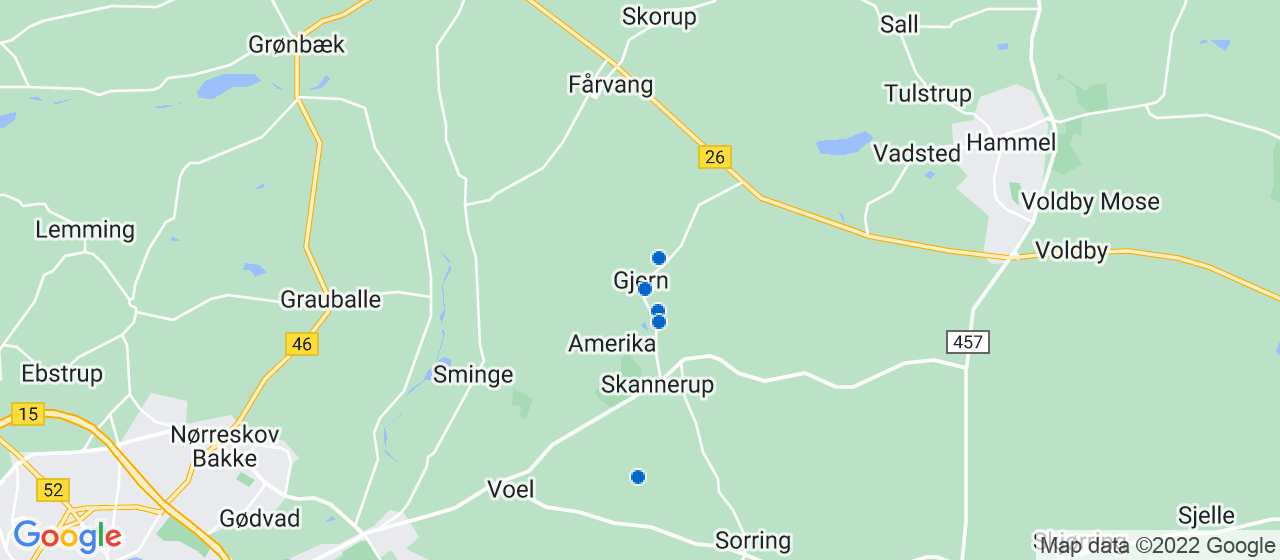 mekaniker firmaer i Gjern