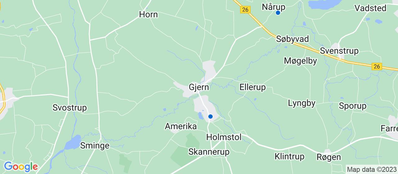 VVS firmaer i Gjern