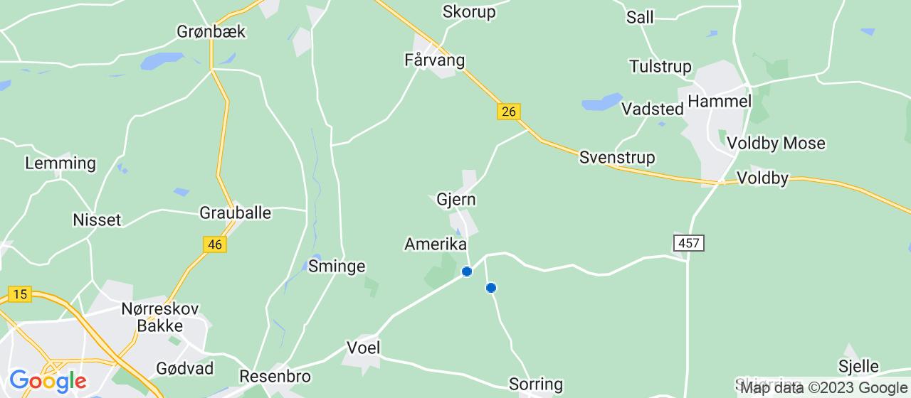 elektrikerfirmaer i Gjern