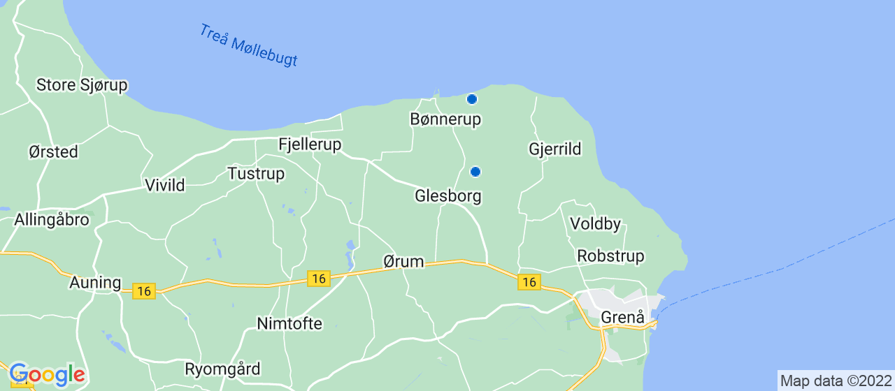 elektrikerfirmaer i Glesborg