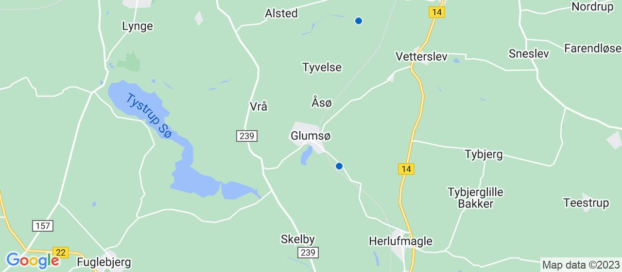 alarmselskaber i Glumsø