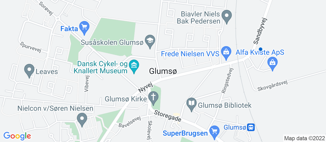 VVS firmaer i Glumsø