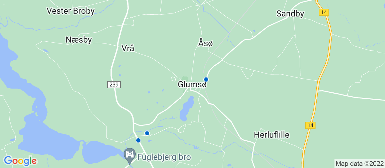 elektrikerfirmaer i Glumsø