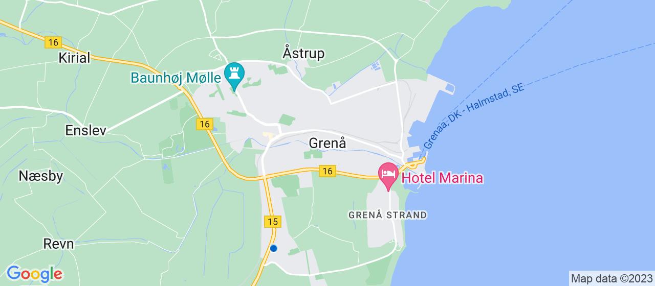 solcellefirmaer i Grenaa