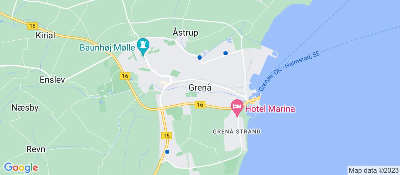 alarmselskaber i Grenaa