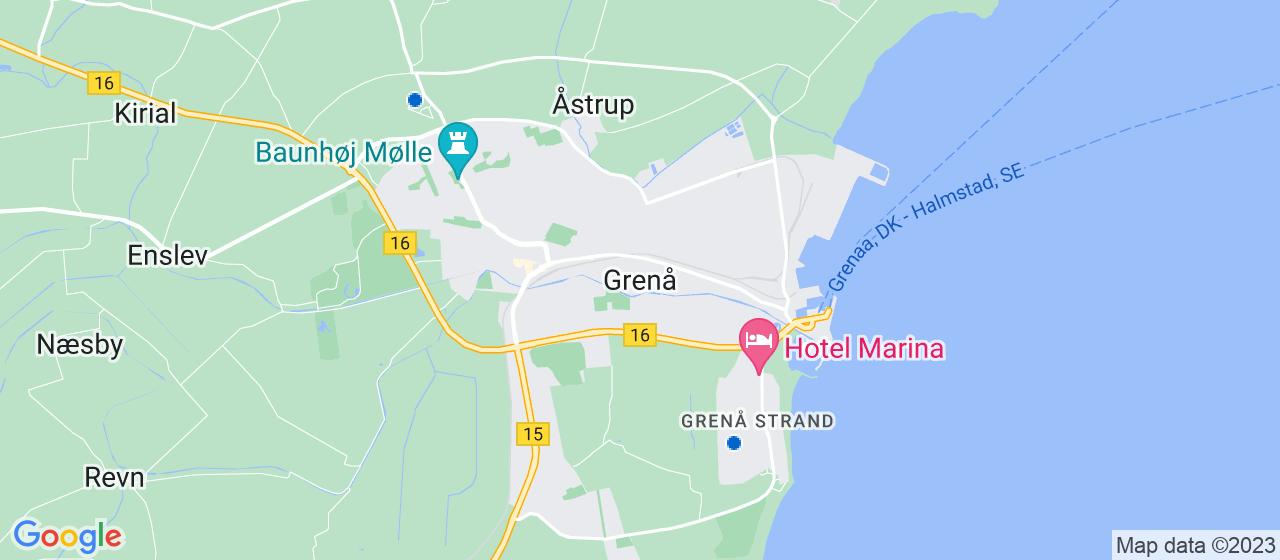 isoleringsfirmaer i Grenaa