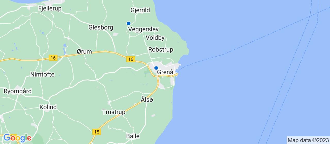 ejendomsservicefirmaer i Grenaa
