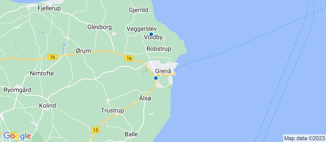 VVS firmaer i Grenaa