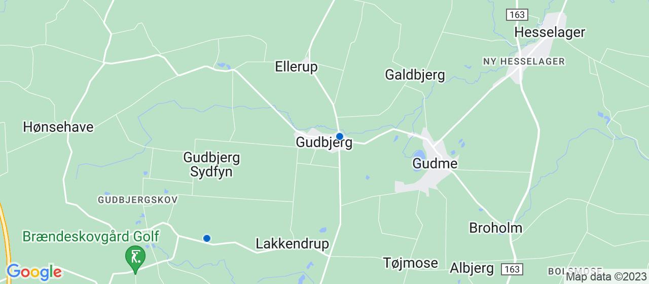 elektrikerfirmaer i Gudbjerg
