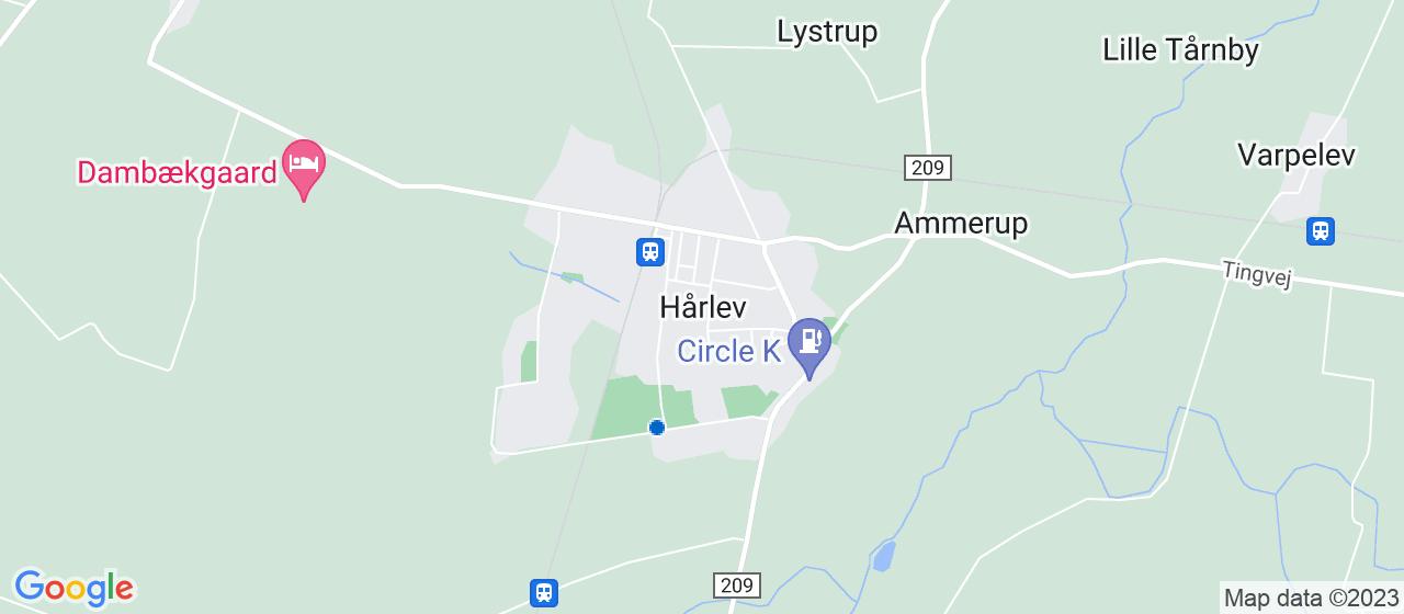 VVS firmaer i Hårlev