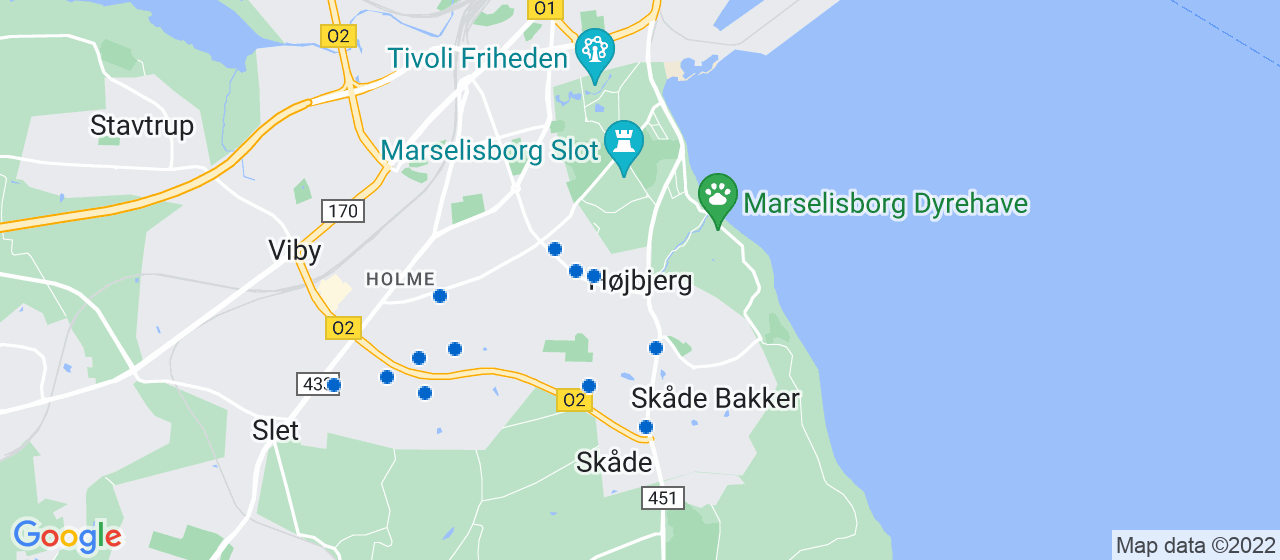 cateringfirmaer i Højbjerg