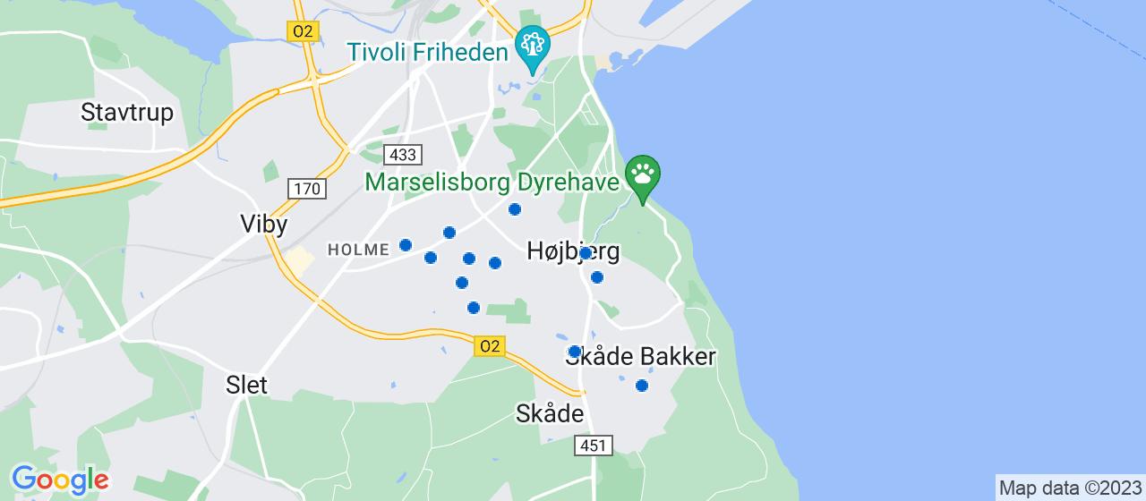 tandlæger i Højbjerg