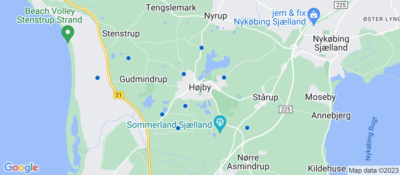byggefirmaer i Højby