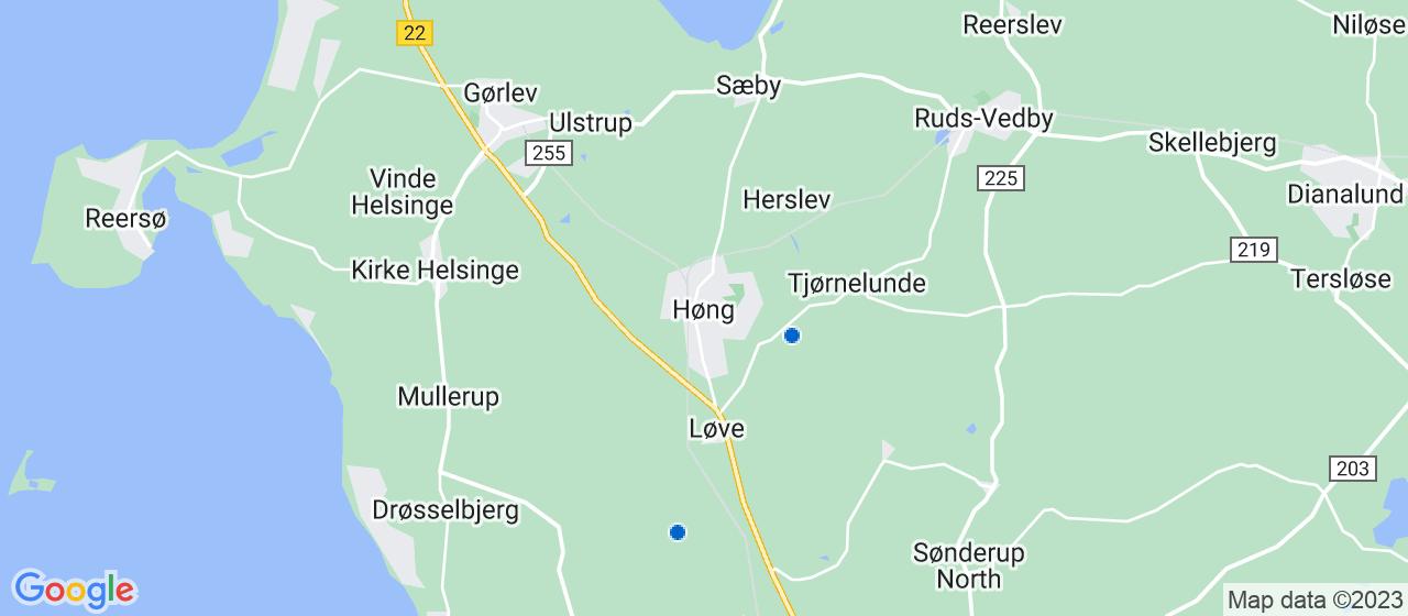 kloakfirmaer i Høng