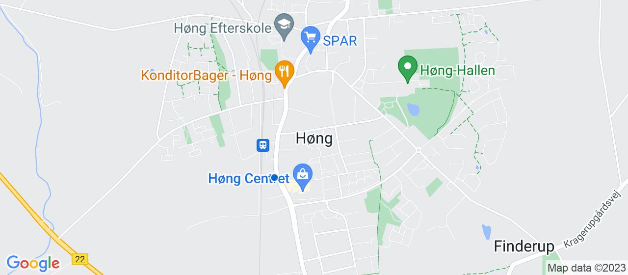ejendomsmæglerfirmaer i Høng