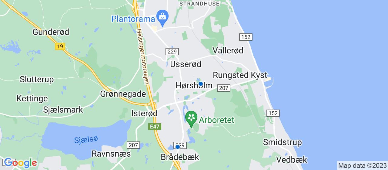 byggefirmaer i Hørsholm