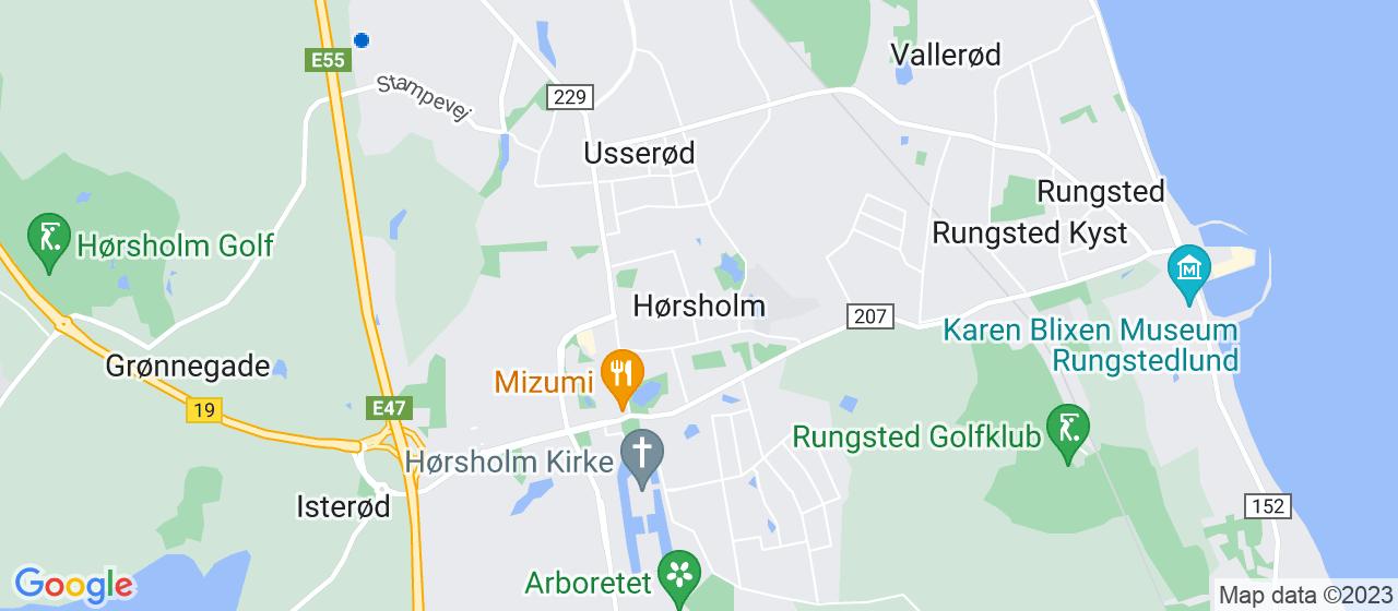 nedrivningsfirmaer i Hørsholm