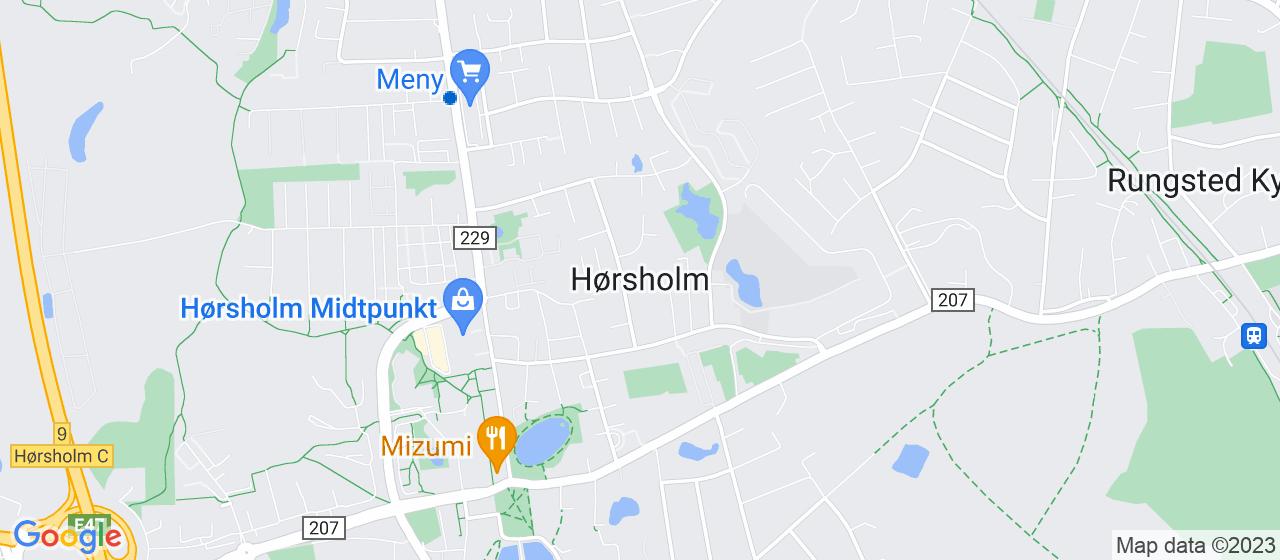 gulvafslibning firmaer i Hørsholm