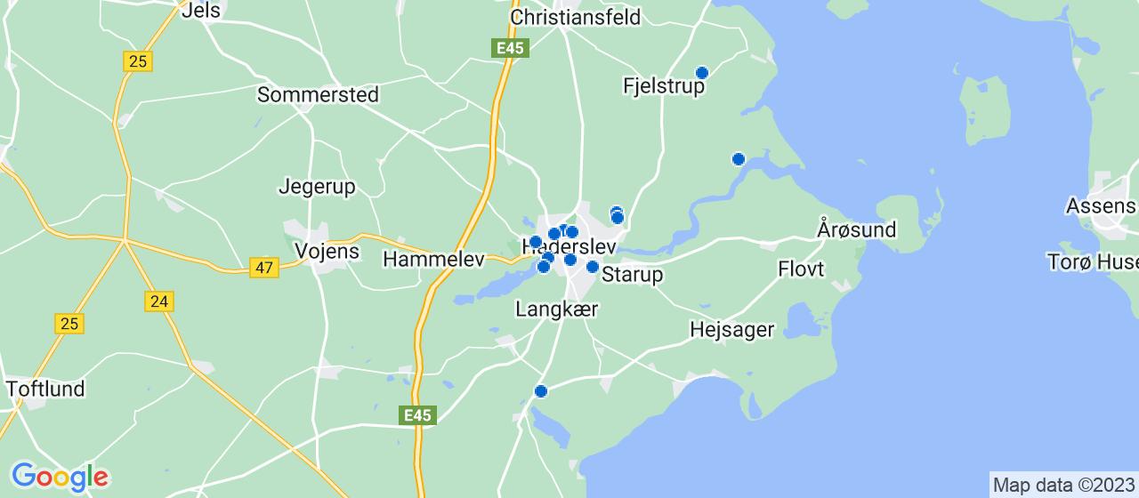 arkitektfirmaer i Haderslev