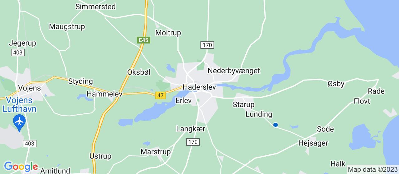 flyttefirmaer i Haderslev