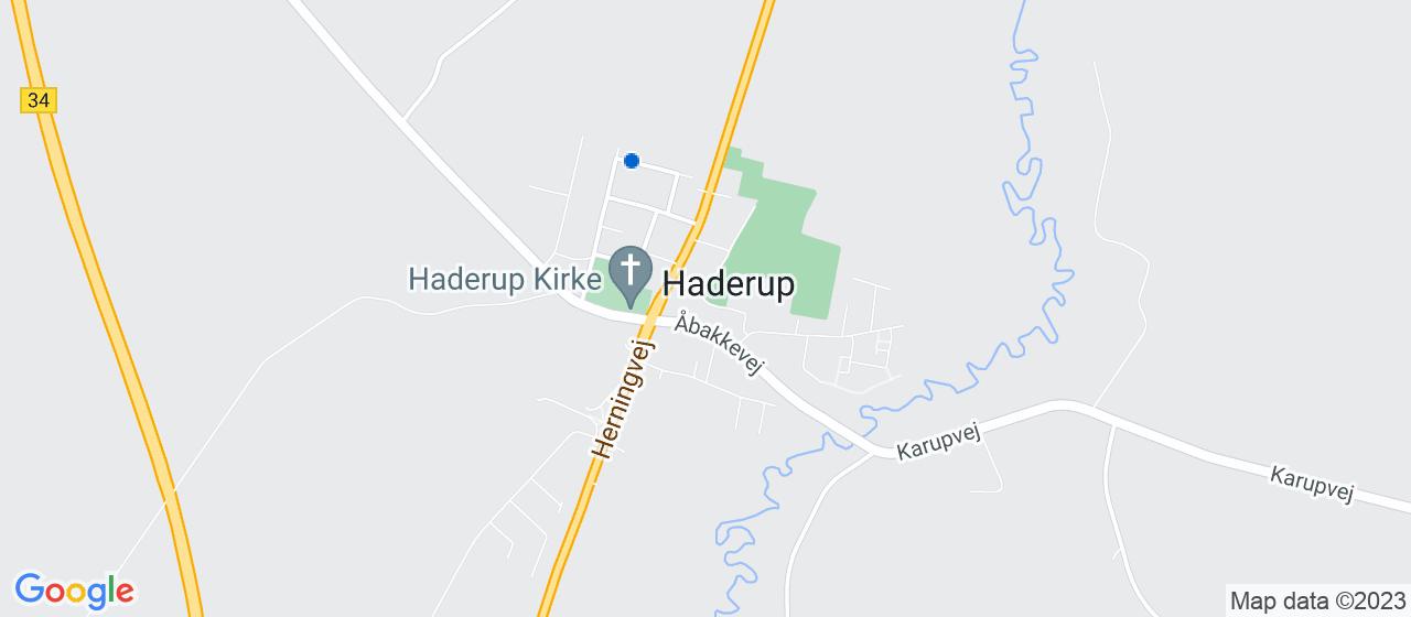 festmusiker i Haderup