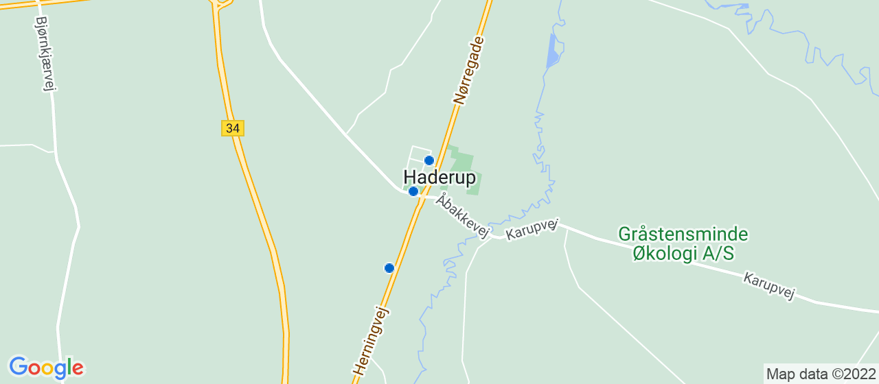 elektrikerfirmaer i Haderup