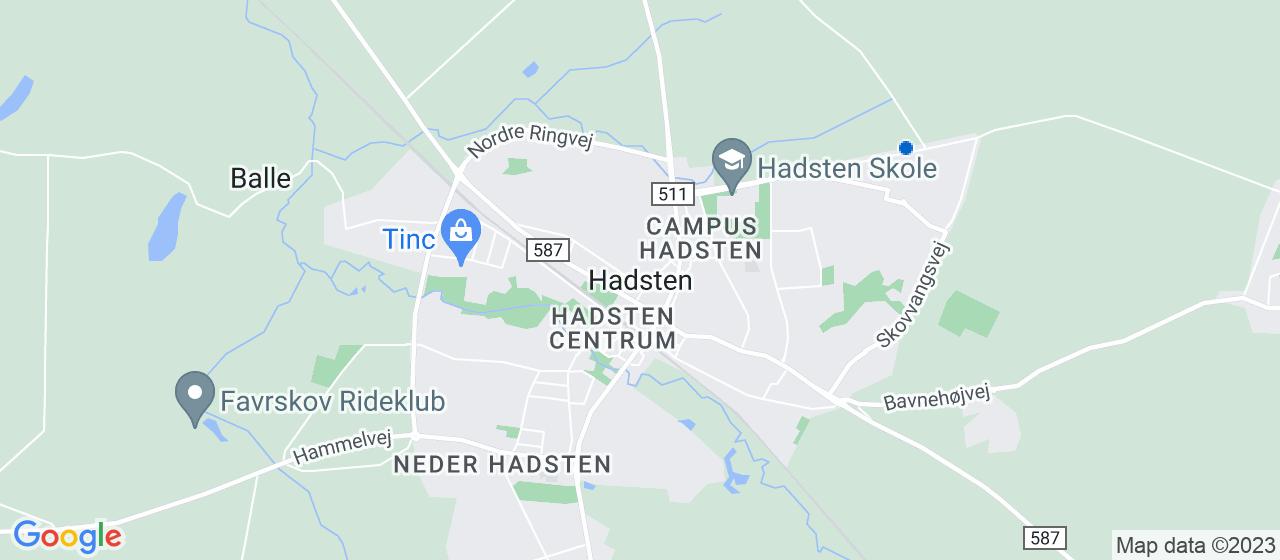 facadeisolering firmaer i Hadsten