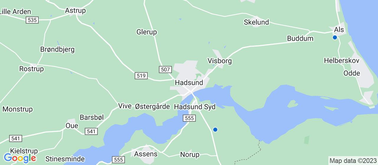 alarmselskaber i Hadsund