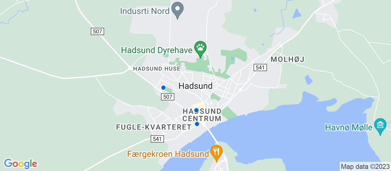 tandlæger i Hadsund