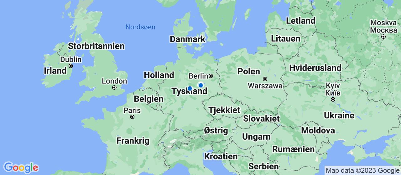 Umzugsunternehmen i Halle